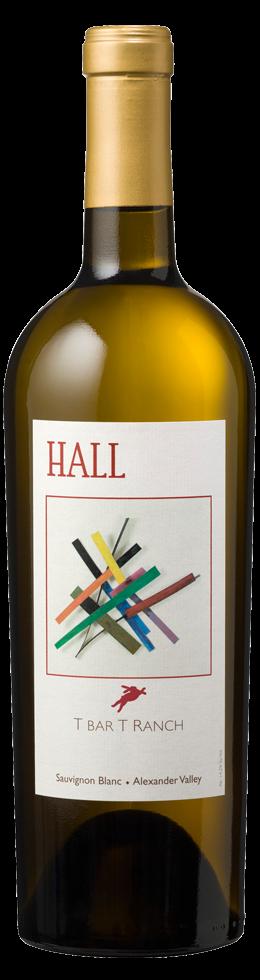 HALL Napa Valley T BAR T RANCH SAUVIGNON BLANC Bottle Preview