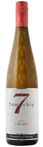 Township 7 Vineyards & Winery 7 Blanc
