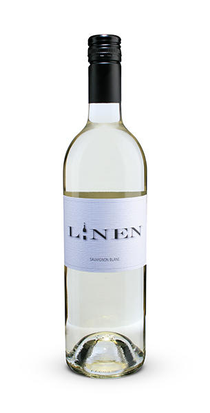 Bergevin Lane Vineyards LINEN Sauvignon Blanc Bottle Preview