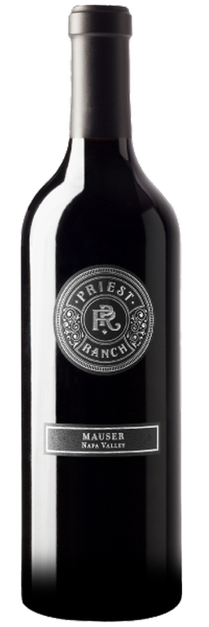 Priest Ranch Winery Mauser Bottle Preview