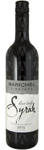 Marichel Vineyard & Winery Lone Wolf Syrah