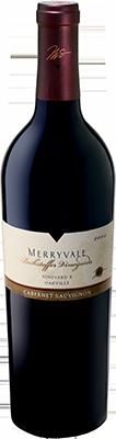Merryvale Vineyards Cabernet Sauvignon, Beckstoffer Vineyard Bottle Preview