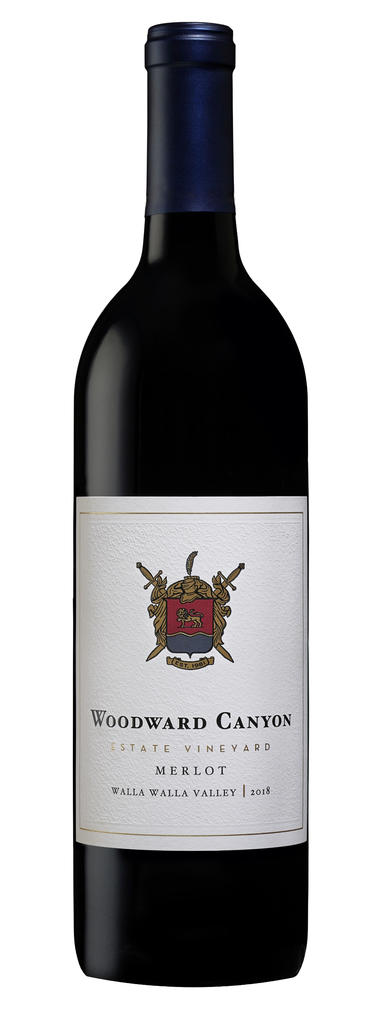 Woodward Canyon Winery Estate Merlot Bottle Preview