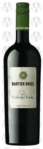 Bartier Bros. Cabernet Franc