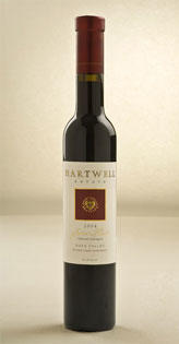 Hartwell Vineyards Sweethart Bottle Preview