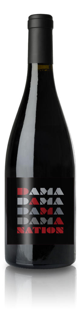DAMA Wines DAMAnation GSM Bottle Preview