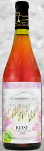 Long Dog Vineyard & Winery Rose