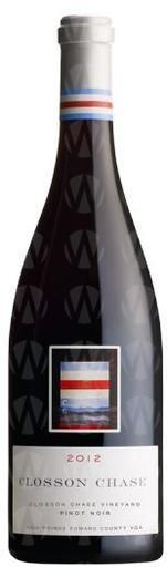 Closson Chase Vineyards Pinot Noir