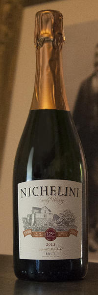 Sparkling Wine Bottle
