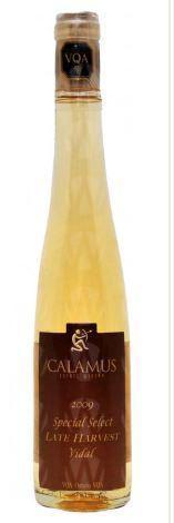Calamus Estate Winery Late Harvest Vidal