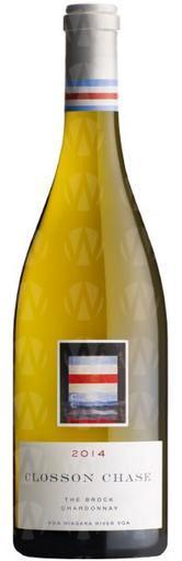Closson Chase Vineyards The Brock Chardonnay