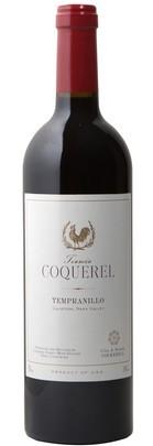 Coquerel Wines Tempranillo Bottle Preview