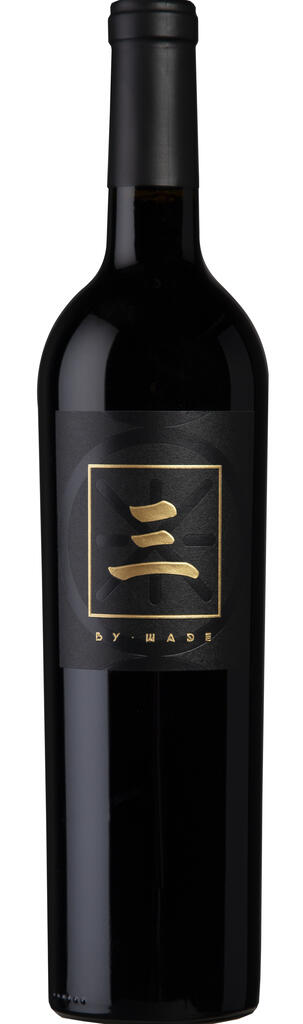 Wade Cellars Three by Wade Red Bottle Preview