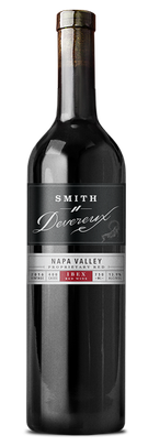 """Smith Devereux """"IBEX"""" Napa Valley Red Blend Bottle Preview"""