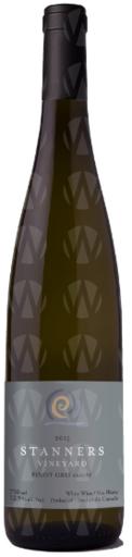Stanners Vineyard Pinot Gris cuivré