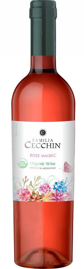 Famila Cecchin Organic & Natural Wines Natural Wine non added sulphites Familia Cecchin Rose from Malbec Bottle Preview