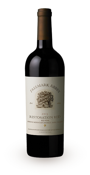 Freemark Abbey Restoration Red Bottle Preview