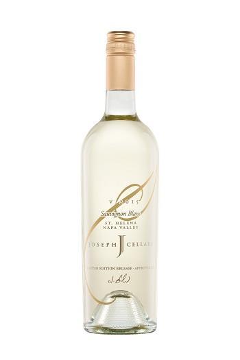 Joseph Cellars Sauvignon Blanc Bottle Preview