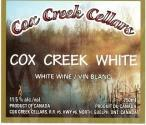 Cox Creek Cellars Inc. Cox Creek White