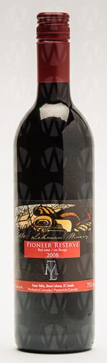 Mt. Lehman Winery Pioneer Reserve