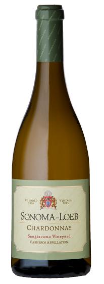 Sonoma-Loeb Wines Chardonnay, Sangiacomo Vineyard Bottle Preview