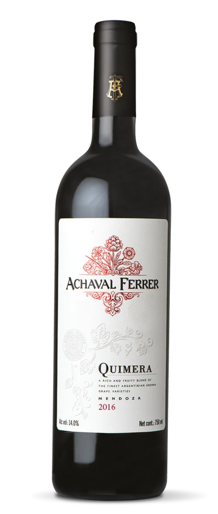 Achaval Ferrer Quimera Bottle Preview