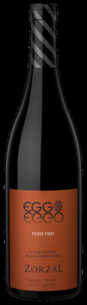 Zorzal Wines Eggo Filoso Bottle Preview
