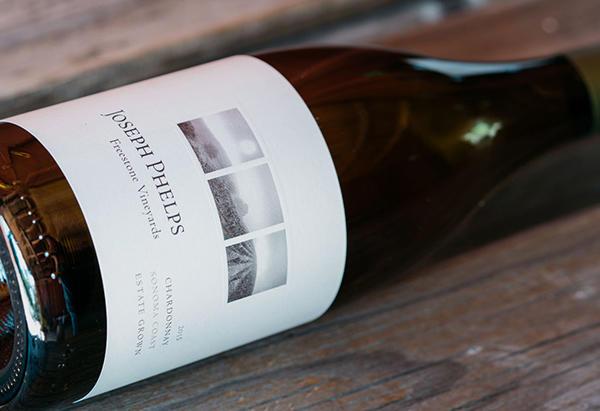 Joseph Phelps Vineyards Chardonnay, Freestone Vineyards Bottle Preview