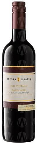 Peller Estates Winery Private Reserve Baco Noir