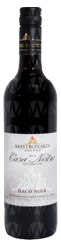 Mastronardi Estate Winery Casa Nostra Series Baco Noir