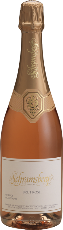 Schramsberg Vineyards Brut Rosé Bottle Preview