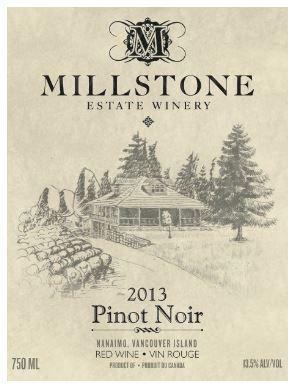 Millstone Estate Winery Pinot Noir
