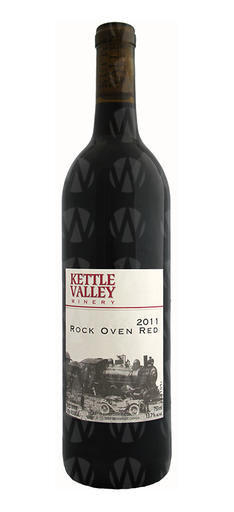 Kettle Valley Winery Rock Oven Red