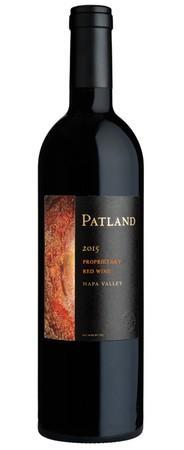 Proprietary Red Wine Bottle