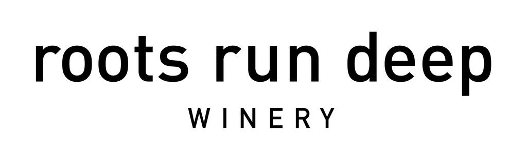 Roots Run Deep Winery Logo