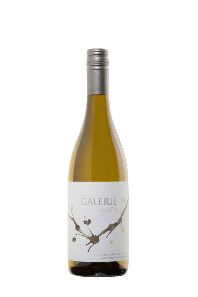 Galerie Equitem Knights Valley Sauvignon Blanc Bottle Preview