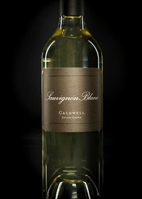 Caldwell Vineyard Sauvignon Blanc Bottle Preview