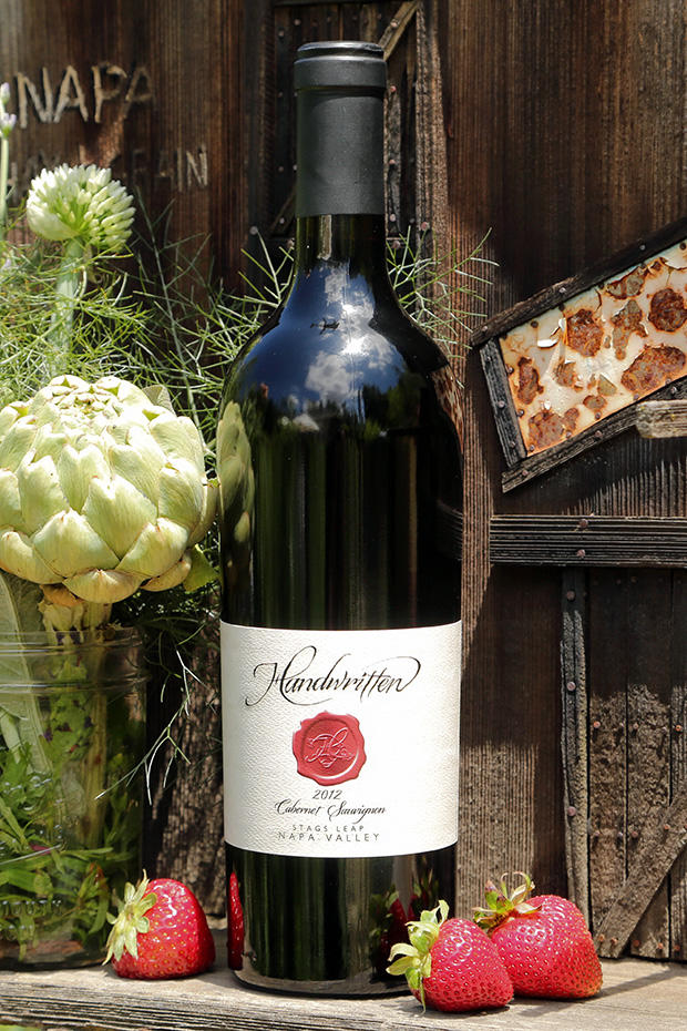 Handwritten Wines Cabernet Sauvignon, Calistoga Bottle Preview