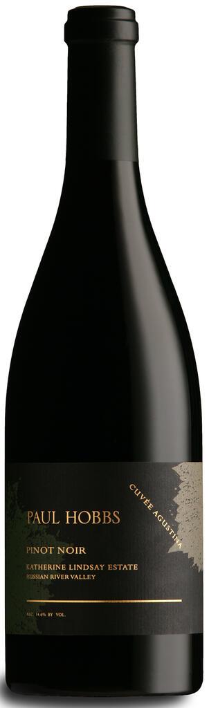 Paul Hobbs Katherine Lindsay Estate Cuvée Agustina Pinot Noir Bottle Preview