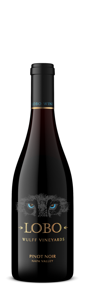 Lobo Wines Napa Valley Pinot Noir Bottle Preview