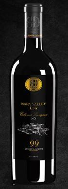 RD Winery Napa 99 Grand CRU Reserve EN Cabernet Sauvignon Bottle Preview