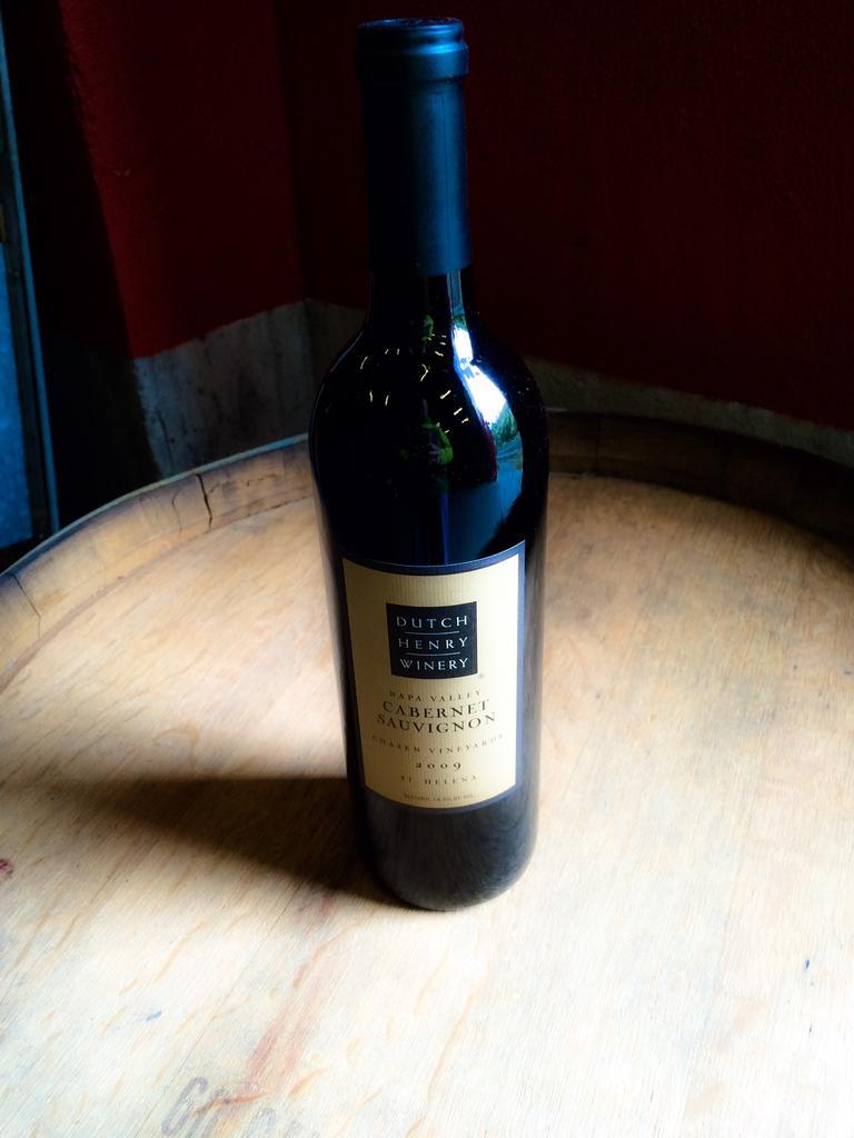 Dutch Henry Winery Dutch Henry St. Helena Cabernet Bottle Preview