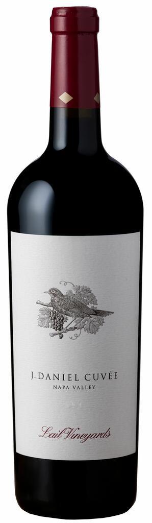 Lail Vineyards J. Daniel Cuvee Bottle Preview
