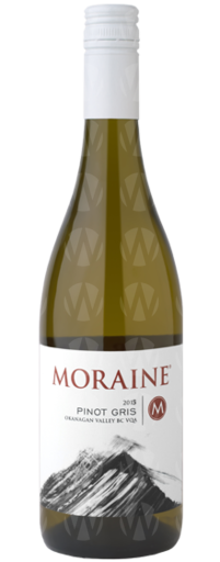 Moraine Estate Winery Pinot Gris