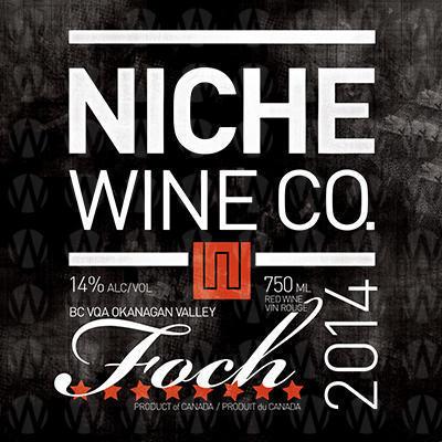 Niche Wine Company Foch
