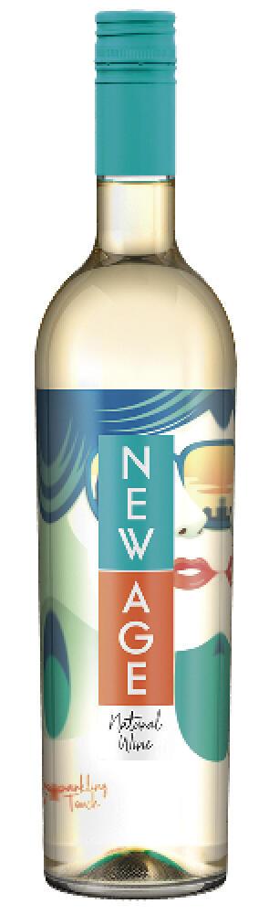 NEW AGE White Bottle