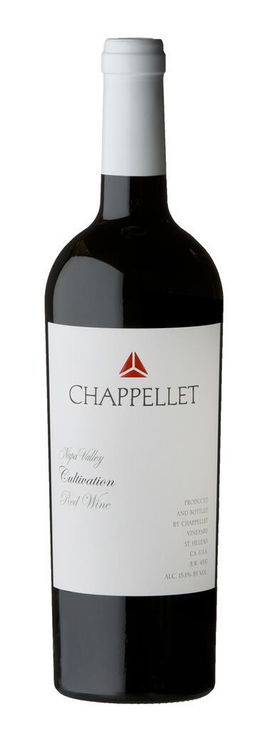 Chappellet Vineyard Cultivation Bottle Preview