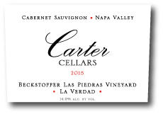 Carter Cellars Beckstoffer Las Piedras 'La Verdad' Cabernet Sauvignon Bottle Preview