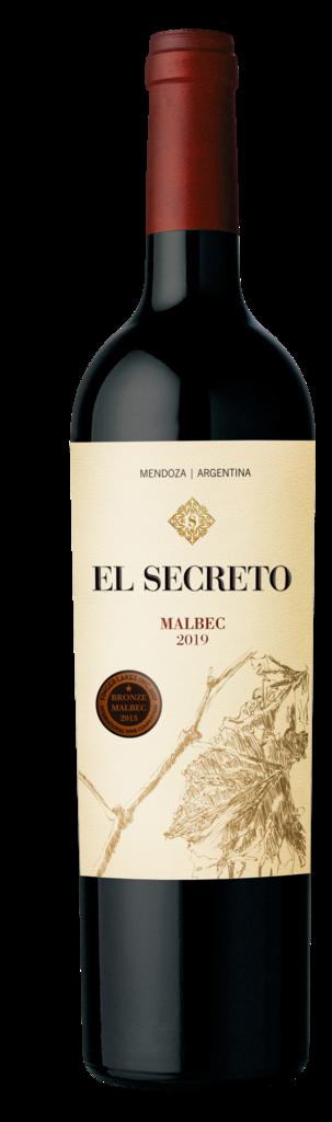 Kosher Winery Argentina el secreto malbec reserva Bottle Preview