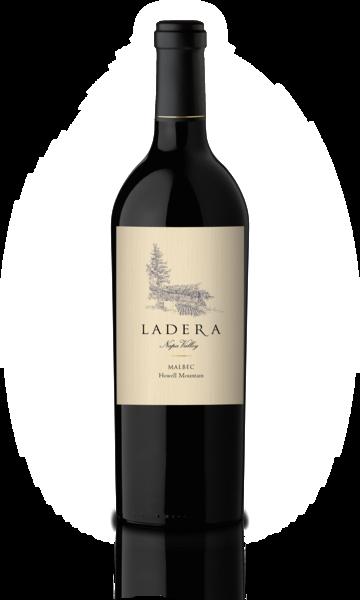 Ladera Vineyards Malbec Bottle Preview